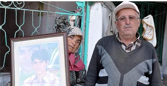 Nazmiye ile Ali Gözbaşı çifti, henüz bir yaşındayken evlat edindikleri İsa Gözbaşı'nın Ermenek'teki kömür ocağında yaşamını yitirmesinin ardından verilen 105 bin lira dahil, herşeyi reddettiler.