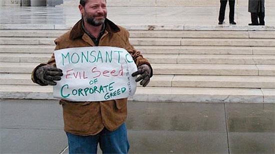 """""""MONSANTO: Kapitalist Hırsın Şeytan Tohumu"""""""