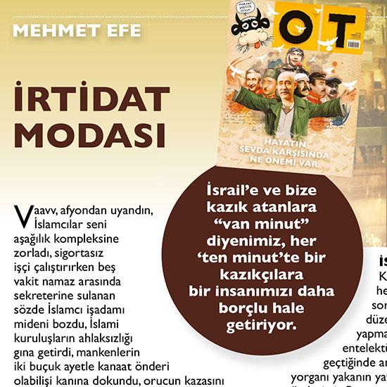 OT Dergi Şubat 2016 Sayısı