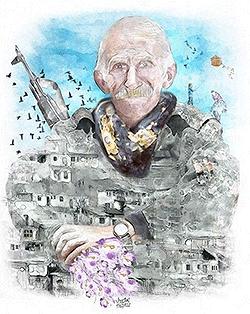 Kobani'ye sadece Kürtler can vermedi. 60 Yaşındaki Sinop'lu Rıfat Horoz, Gebze'de yaşadığı evini sokakta kalmış Kobani'li bir Kürt aileye verdikten sonra Kobani'ye gitti ve Haziran 2015'deki IŞİD saldırısında şehit oldu.