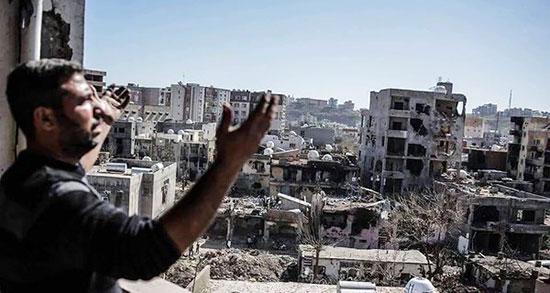 Cizre'de yıkım ve kahır